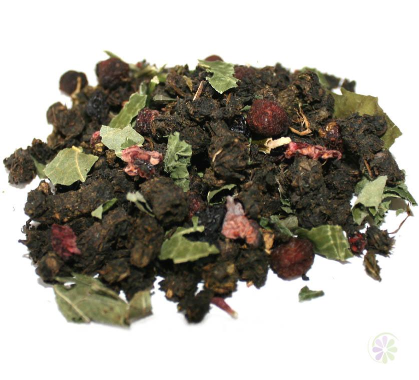 Купить травяной ягодный чай