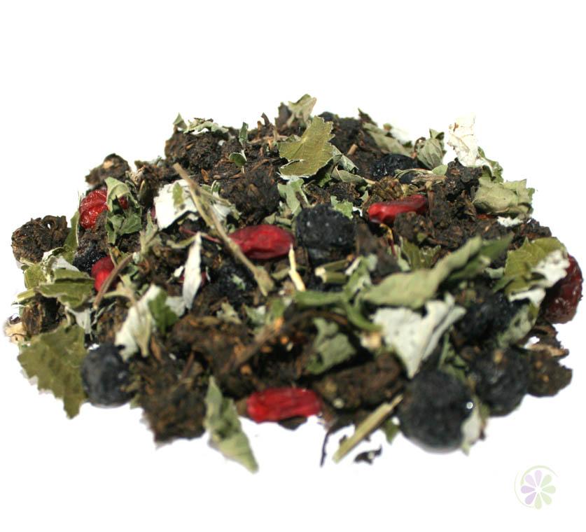 Купить копорский чай с облепихой и рябиной