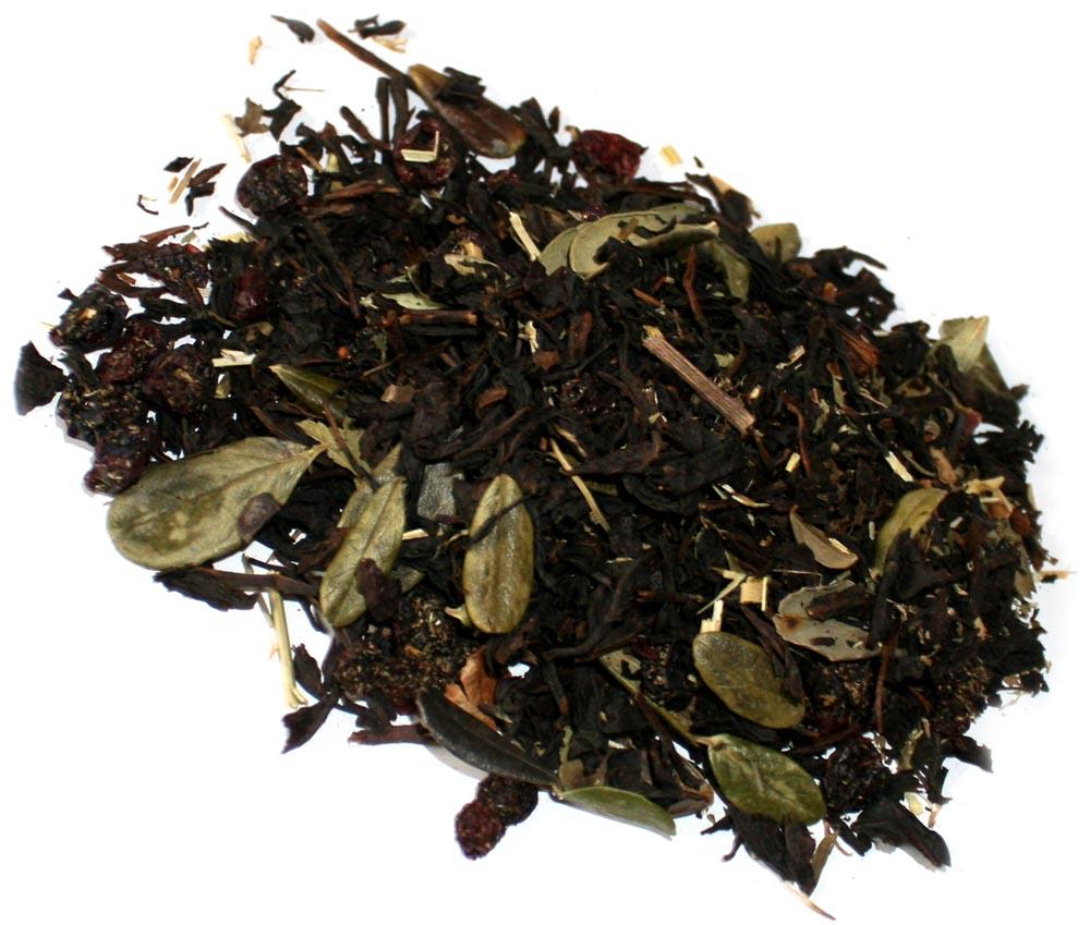 Купить чай Клюква с брусникой