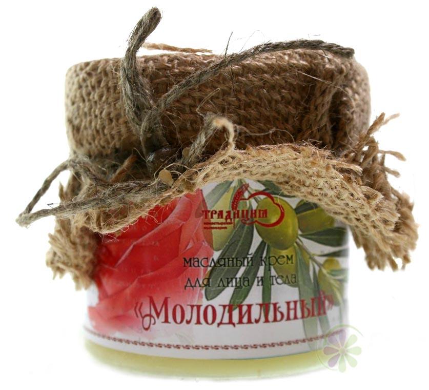 Купить крем молодильный традиция