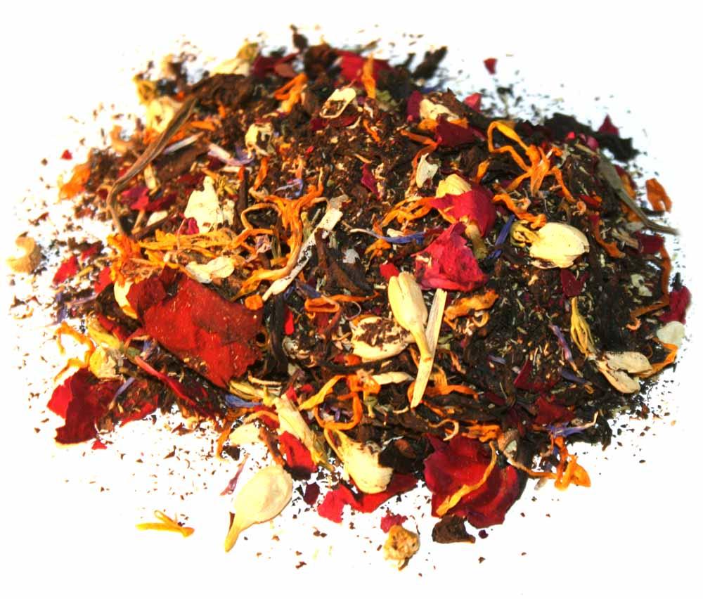 Купить чай Цветущий сад
