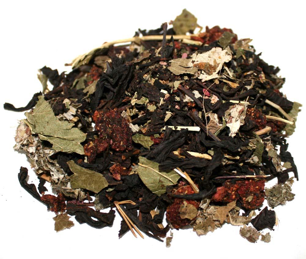 Купить чай Ягодная полянка