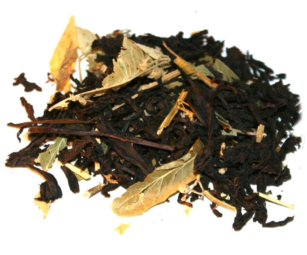 Купить липовый чай с мелиссой и мятой
