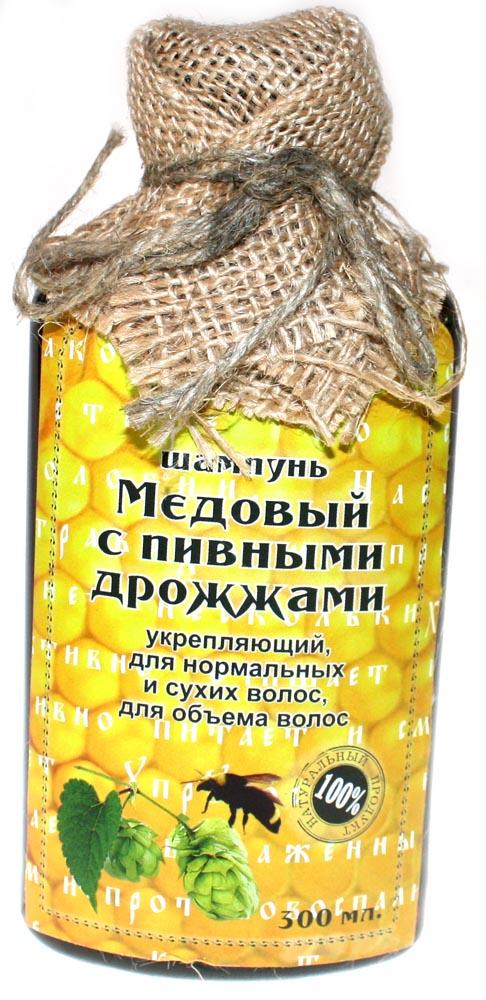 Купить шампунь Медовый