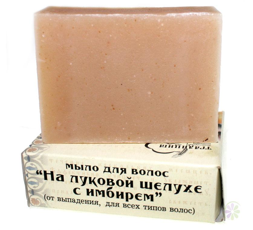 Купить шампунь с имбирем